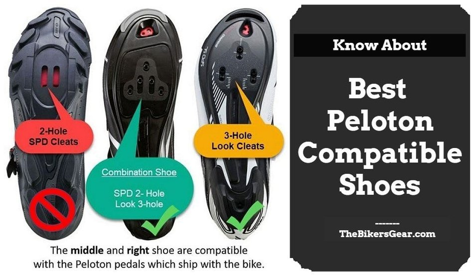 peloton compatible shoes
